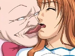 Maria with excelent body gets throatfucked by The Major