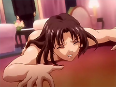 Hentai dickgirl gets action and gets screwed