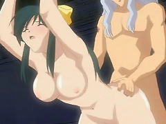 Hentai Neko-girl gets stripped and fucked by sexy En Tao